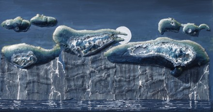 Temporale sul mare