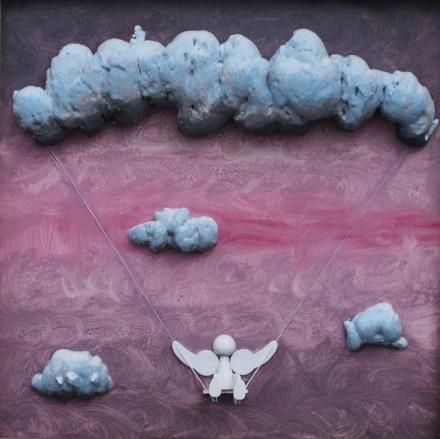 Un angelo blu